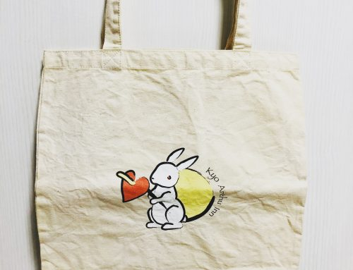 Tote bag designed by AtoMateria