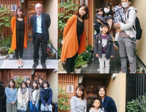 日本のお客様で賑わった3連休
