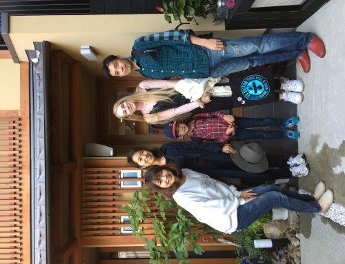 A memorable family trip